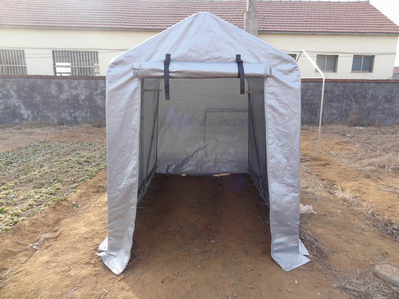 Portable Motorcycle Shelter : Shelters portable garages tent sheds outdoor storage large